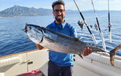 Winter Fishing at Lovit Charter