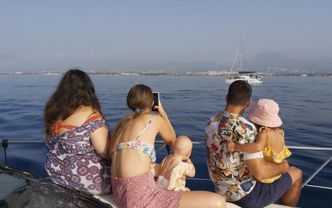 Paseo costa Marbella 2 horas