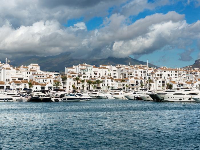 Boats of Lovit Charter Puerto Banus